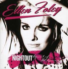 St Louis - Ellen Foley - Nightout / Spirit Of St Louis (NEW CD)