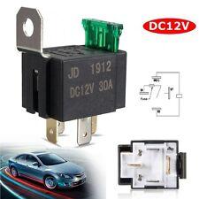 KFZ PKW Auto DC 12V 30A Relais mit Sicherung Ein/Aus 4-Pin Leistungsrelais