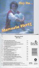 CD--MANUELA HERTZ--HEY DU