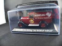 """Kiosque ◊ Citroën C4 500kg """"Au Boeuf Agile"""" ◊ 1/43 en boîte / boxed"""