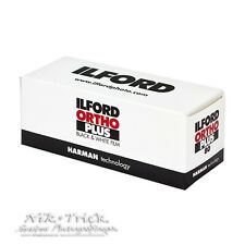 Ilford Ortho Plus 80 ~ 120 Roll ~ New UK Stock