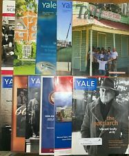 Yale/Taft/AES School/Medicine News Magazines Lot of 11 (FC-44-3-D) #41