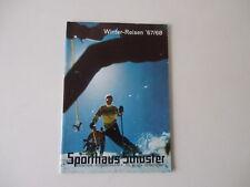 Sporthaus Schuster München Versandhauskatalog Winter 1967/68