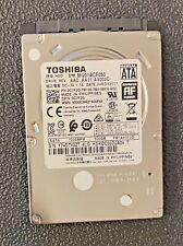 "Mac Catalina Toshiba 500GB SATA 2.5"" Hard Drive 7200RPM MQ01ACF050 HD Apple OS"