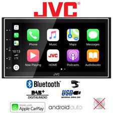 Jvc Kw-m745dbt -2din DAB Bluetooth/android Coche/carplay / tocas Automóvil