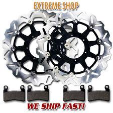 Honda Front Brake Rotor + Pads CBR 929 RR (00-01) CBR 954 RR (02-03) Fireblade