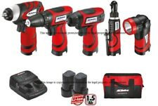 AC Delco 7.2 Volt Cordless Super Compact Tool Kit ACD702KIT