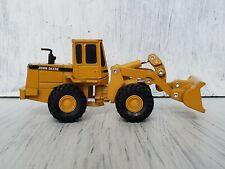 Ertl John Deere Wheel Loader Construction Vehicle 1/64 Scale Die-Cast Replica