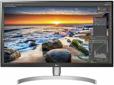 LG 27UK850-W 27in 4K IPS Monitor with HDR10 with USB Type-C and FreeSync