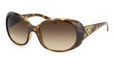 RARE Genuine PRADA Milano Gold Tortoise Brown Sunglasses PR 27LS 2AU 6S1 SPR 27L