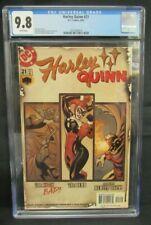 Harley Quinn #21 (2002) Dodson Cover CGC 9.8 F797