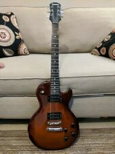 Epiphone by Gibson Cherry Sunburst Slim Electric Guitar