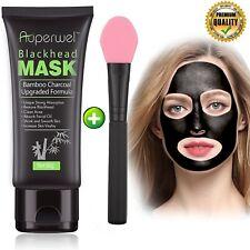Black Mask Blackhead Remover Mask - Auperwel Purifying Quality Peel off Charc...