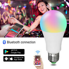 15W/20W E27 Bluetooth Wireless Dimmable Smart RGBW/RGBWW LED Light Bulb Lamp