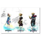 Kingdom Hearts III 3 Poster - Sora Art Exclusive - High Quality Prints