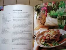 Cooking for Healthy Living - HARDCOVER - 120 recipes  by Jane Fonda