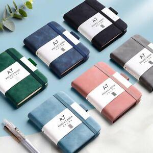 Mini Notebook Pocket Notepad Memo Diary Planner Agenda Organizer-Sketchbook