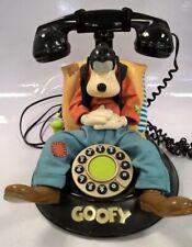 Vintage Rare My Belle Featuring GOOFY Speaking Telephone Disney Novelty #214