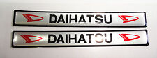 Vintage 80's 90's Automotive Door Handle Insert Accent Trim DAIHATSU