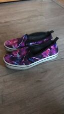 Pull & Bear Slip On Trainers. Size 4