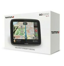 TomTom GO 6200 Automotive GPS Receiver