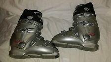 Lange Anthea Downhill Snow Ski Boots Women  24,5 Silver