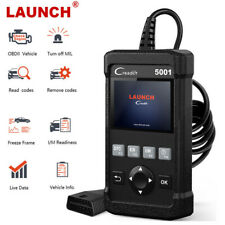 LAUNCH X431 Creader CR5001 OBD2 Automotive Scanner Car Engine Diagnostic Tools