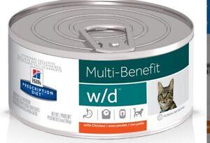 Hill's Prescription Diet w/d Multi-Benefit Digestive, Weight, Glucose, Urinary M