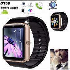 Smartwatch Reloj Inteligente Phone GT08 Android Samsung IOS iPhone Bluetooth SIM