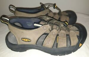 KEEN Mens Newport Sandal Brown Size 12 FREE SHIPPING