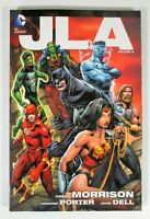 JLA Vol 2 TPB Morrison Porter DC Comics  17.99    Condition: NM First Print