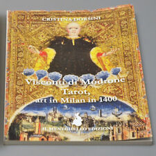 VISCONTI DI MODRONE TAROT - ART IN MILAN IN 1400 BOOK - CRISTINA DORSINI