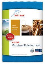 ALCLEAR® Microfaser POLIERTUCH SOFT blau 40 x 40 cm 950026Z