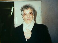 VLADIMIR ASHKENAZY: Russian Pianist & Conductor. Original Hand-signed photo.