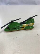 Matchbox Skybusters Transport Helicopter Die Cast Model Plane N3