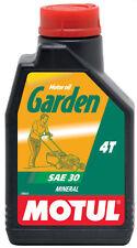 Motul Garden 4T Einbereichsmotorenöl Motoröl SAE30 API SG/CD 1L 102787