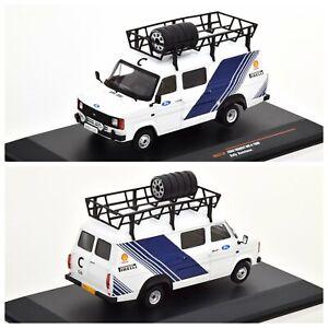 1/43 Ixo Ford Transit MKII Assistance Motorsport 1986 Neuf Livraison Domicile