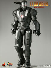 Hot Toys Iron Man 2 War Machine 12 Inch 1/6 Scale MMS120 Don Cheadle New/Sealed!