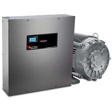 50 HP Rotary Phase Converter- TEFC, Voltage Display, Industrial Grade - GP50NLV