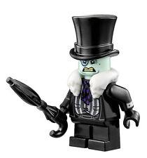 PENGUIN DC Villain from Lego Batman Movie, Custom Minifigure 70911, Rare! New!