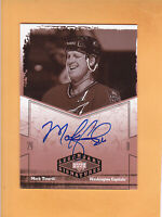2004 05 UD LEGENDARY SIGNATURES AUTOS #MT MARK TINORDI WASHINGTON CAPITALS