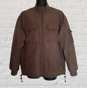 Stussy Vintage Bomber Jacket Zip Up Medium Very Good Condition