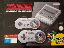 Consoles Nintendo Classic Mini