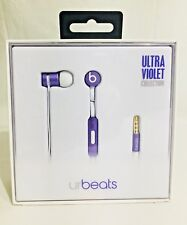 Beats by Dr. Dre urBeats Ultra Violet In-Ear Only Earphones