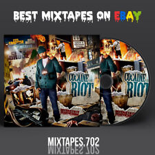 Chinx Drugz - Cocaine Riot 1 Mixtape (Full Artwork CD/FrontBack Cover)