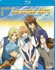 LA CORDA D'ORO - BLUE SKY: SEASON 2 - BLU RAY - Region A - Sealed