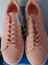 d223e692eda526 ADIDAS ORIGINAL STAN SMITH BOOST HAZE CORAL TRAINERS GENTS SIZE 8.5 BOXED  BY2910