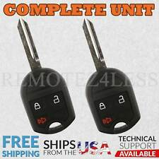 2 Remote for 2004 2005 2006 2007 Ford Freestar Keyless Entry