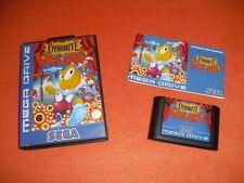 ★★★ Dynamite Headdy   Sega Mega Drive ★★★