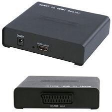 SCART / Composito a HDMI Cavo Convertitore-fino a 720p HD-TV / DVD Proiettore Adattatore